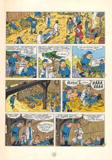 Extrait de Les tuniques Bleues -8- Les cavaliers du ciel