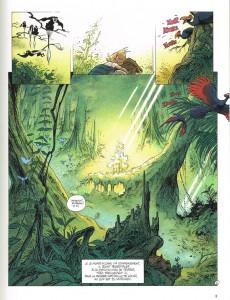 Extrait de Spirou et Fantasio (Une aventure de / Le Spirou de...) -10- La Lumière de Bornéo