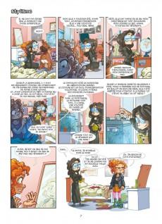 Extrait de Alyssa -4- Science et conscience