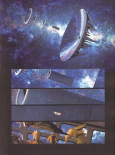 Extrait de Universal War Two -3- L'Exode