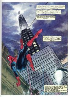 Extrait de Amazing Spider-Man: Spirits of the Earth (The) (1990) - Amazing Spider-Man: Spirits of the Earth