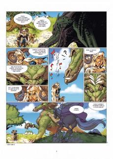 Extrait de Atalante - La Légende -9- Le Secret d'Héraclès