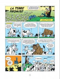 Extrait de Lucky Luke (Les aventures de) -7- La terre promise