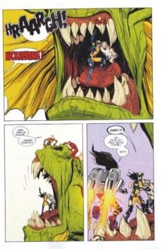 Extrait de All-New Wolverine & X-men -6- La Frontière