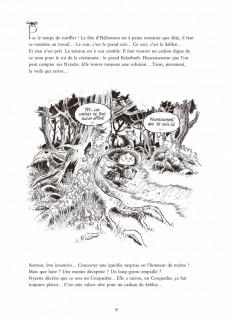 Extrait de Billy Brouillard -HS3- Les Comptines malfaisantes III - Histoires de chats