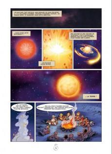 Extrait de Il était une fois... l'homme (Soleil) -1- La préhistoire