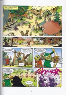 Extrait de Goblin's -10- La révélation de l'élu