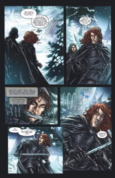 Extrait de A Game of Thrones - Le Trône de fer -INT- Game of Thrones - Intégrale Tome 0