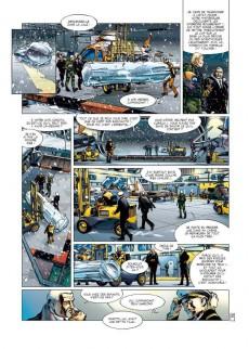 Extrait de Arctica - Tome INT01