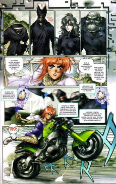 Extrait de Ghost in the Shell -5- Ghost in the Shell 2 : ManMachine Interface - 2