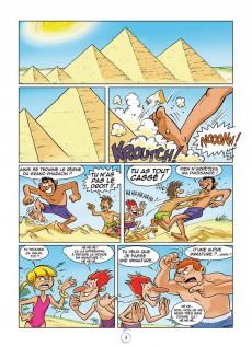 Extrait de Il était une fois... l'homme (Soleil) -2- Les Vallées fertiles et l'Égypte