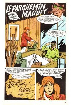 Extrait de Tintin (Sélection) -32- Tintin pocket sélection n° 32 spécial fantastique