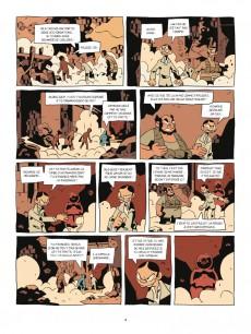 Extrait de La malédiction de Smenkharê - La Malédiction de Smenkharê