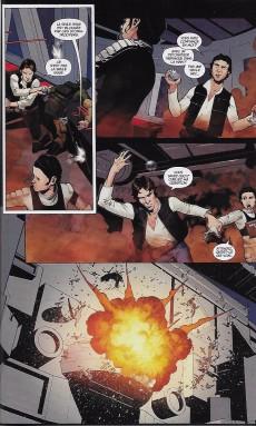 Extrait de Star Wars (Panini Comics) -13VC- En bout de course