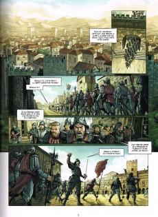 Extrait de Medicis -2- Laurent le Magnifique - De père en fils
