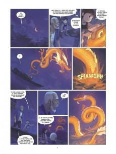 Extrait de Yin et le dragon -2- Les Écailles d'or