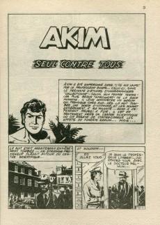 Extrait de Akim (2e série) -78- Seul contre tous