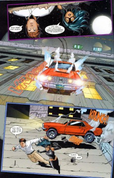 Extrait de Jet (2000) -4- Crimes and Mr. Meaner