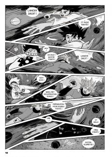 Extrait de L'extrabouriffante aventure des Super Deltas -1- L'appel