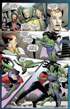 Extrait de She-Hulk (2005) -12- Remember The Titans