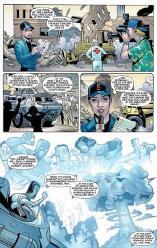 Extrait de She-Hulk (2005) -19- The Gamma Defense