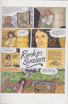 Extrait de Renkin Sualem 1er Ingénieur du Roy
