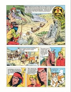 Extrait de Bessy (eerste reeks) (nl) -98- De degen der vrede