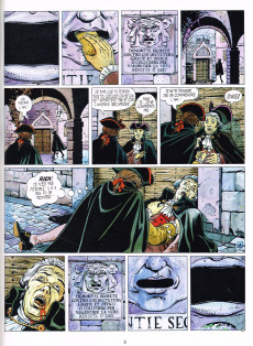 Extrait de Giacomo C. -1c- Le masque dans la bouche d'ombre