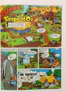 Extrait de Astérix (Hachette) -2- La serpe d'or