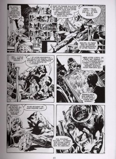 Extrait de Swamp Thing -INT1- Genèse