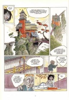 Extrait de Akameshi -2- Les fantômes du passé