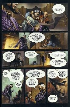 Extrait de 1602 (100% Marvel) -1- Complots et maléfices