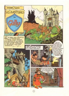Extrait de Gully -1- Les aventures de Gully