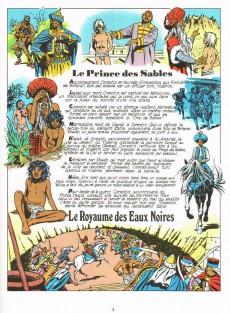 Extrait de Corentin (Cuvelier) -7- Le royaume des eaux noires