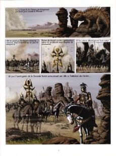 Extrait de Les armées du conquérant - Tome 1d04