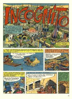 Extrait de Iznogoud -9- Le tapis magique