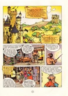 Extrait de Gully -2- Le pays des menteurs