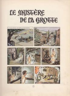 Extrait de Albums de la bonne nouvelle -1- Le mystère de la grotte