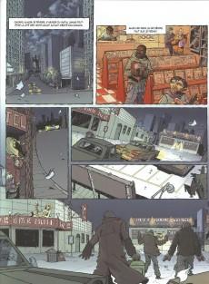 Extrait de Amerikkka -4- Les Aigles de Chicago