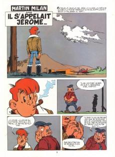 Extrait de Martin Milan (2e Série) -6- Il s'appelait Jérôme