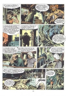 Extrait de Bernard Prince -9- Guérilla pour un fantôme
