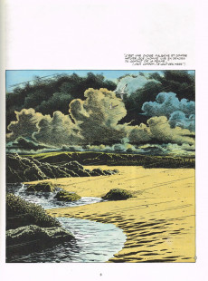 Extrait de Simon du Fleuve -8- Naufrage - Tome 1