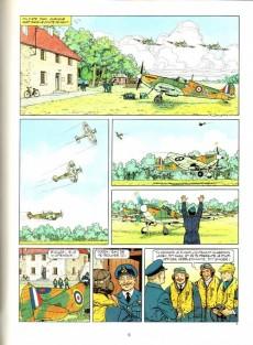 Extrait de Biggles -3- Le bal des Spitfire