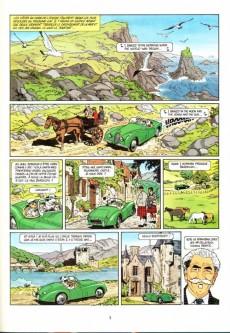Extrait de Biggles -5- Le vol du Wallenstein