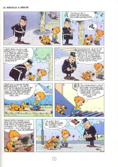 Extrait de Boule et Bill -9- Une vie de chien !