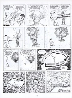 Extrait de Giuseppe Bergman (Humanoïdes Associés) -2- La route de Macondo