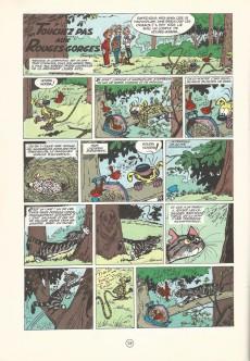 Extrait de Spirou et Fantasio -8b67- La mauvaise tête