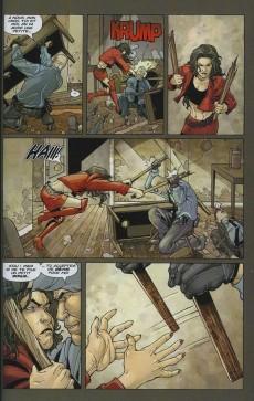 Extrait de Ultimates (Hors série) -4- Elektra: La part du diable