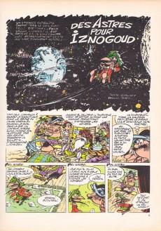 Extrait de Iznogoud -5a- Des astres pour Iznogoud