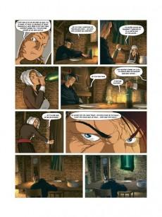 Extrait de Les contes de Brocéliande -3- Livre troisième: Les Dames de Brocéliande